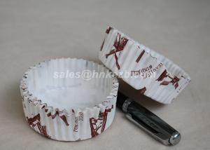 Party / Weeding Custom Printed Baking Cups For Cupcakes / Dessert Polka Dots