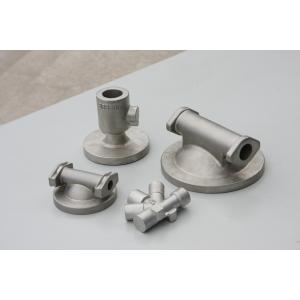 Air pressing equipment stainless steel investment casting parts mill and thread