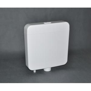 Family PP Dual Flush Tank With Fill Valve , Super Thin Toilet Cistern