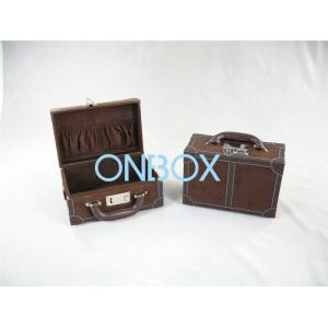 Portable Gift Packaging Boxes Personalized With Handle Lock