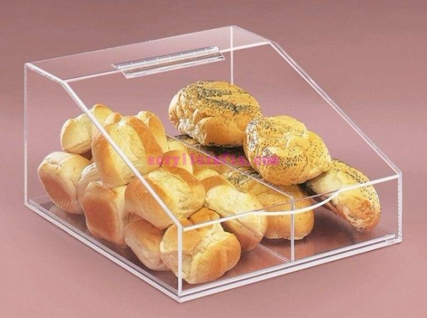 Quality acrylic bakery case for sale