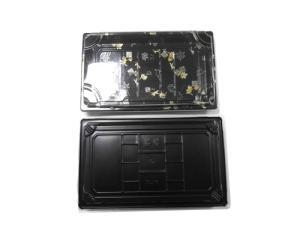 Quality Take Away Plastic Sushi Containers for sale