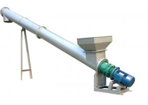 Buy cheap Screw conveyor Angled screw conveyor from wholesalers