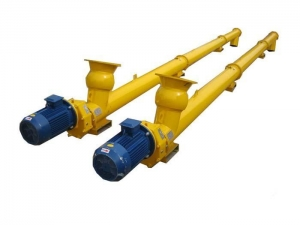 Buy cheap Screw conveyor Horizontal screw conveyor from wholesalers
